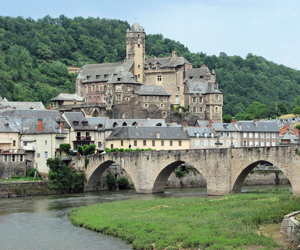 Le Vieux village d'Estaing